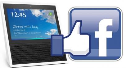 Facebook se prepara para el lanzamiento de dos altavoces inteligentes este verano