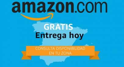Entrega Hoy es el nuevo servicio de Amazon para entregar en el mismo día tus compras