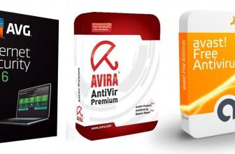 Los mejores antivirus gratuitos para estar protegidos en Internet