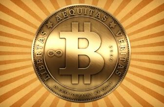 Bitcoin bate nuevo record y supera los 9700 dólares