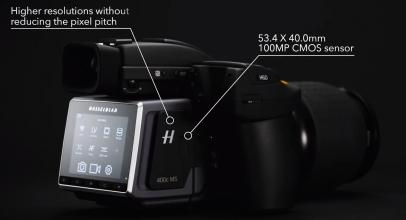Hasselblad H6D-400C MS, una cámara de fotos con 400 megapixeles