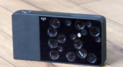 Light L16, una cámara de fotos de 52 megapixels