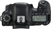 Canon EOS 6d Mark II desde arriba