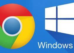 Chrome se puede bloquear con el nuevo Windows 10 April Update