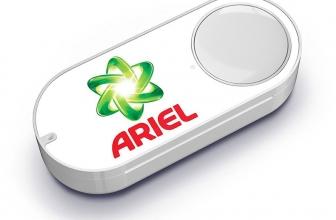 Dash Button: tu compra pulsando un botón