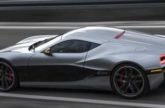 Rimac saca Concept Two, un deportivo con 1.941 caballos de potencia
