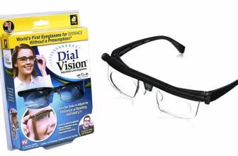 Gafas Dial Vision, review y opinión de estas gafas regulables