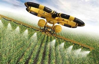 Llegan los drones agricultores