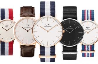 Relojes Daniel Wellington, elegancia y estilo