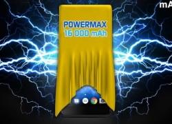 Energizer Power Max P16K Pro, un móvil que vendrá con una batería de 16000 mAh