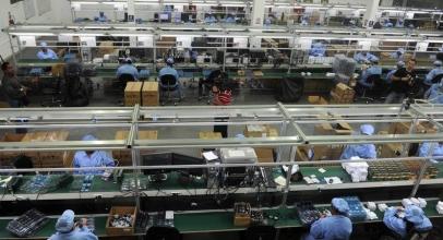 China fabricó 1.900 millones de teléfonos en el 2017