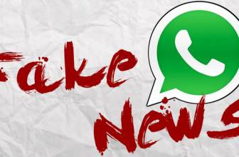 Whatsapp presenta un concurso para luchar contra las noticias falsas premiado con 50.000 dólares