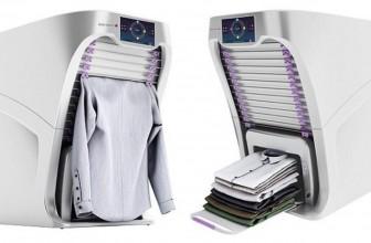 Foldimate, el robot que plancha tu ropa y la dobla