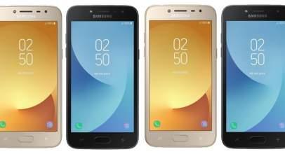 Samsung Galaxy J2 Pro, el nuevo smartphone de Samsung que no tiene conexión a Internet