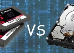 SSD vs HDD ¿Cual disco de almacenamiento elegir?