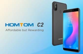 El Homtom C2 ya está a la venta y estas son sus características