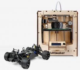 Impresora 3D Ultimaker Original Plus