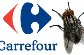 Carrefour vende insectos para comer