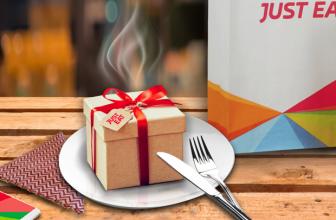 Solo por hoy consigue estos cupones con un 15% de descuento en tus pedidos en Just Eat