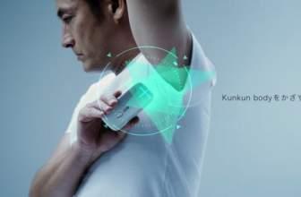 Kunkun Body es el invento japonés que te avisa cuando hueles mal