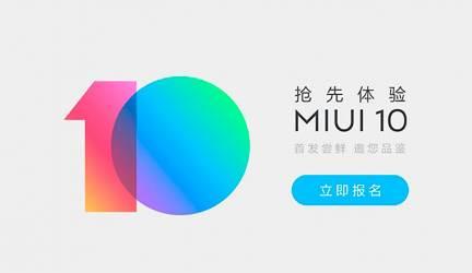 La MIUI 10 Global empezará a llegar a los móviles de Xiaomi en octubre