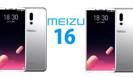 Meizu 16 traerá sensor de huellas debajo de la pantalla