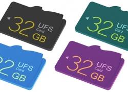 UFS 3.0 es la nueva tecnología super rápida de almacenamiento para móviles y otros dispositivos