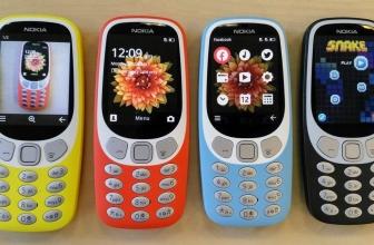 Nokia prepara un móvil Nokia 3310 con 4G