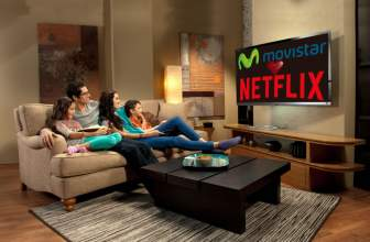 Netflix podrá verse en Movistar+