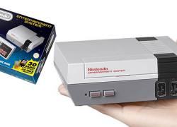 La Nintendo Classic Mini regresa en junio a las tiendas
