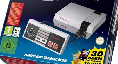 Nintendo deja de fabricar la Nintendo Classic Mini