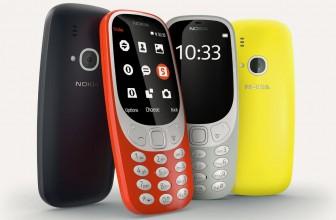 La nueva versión del icónico Nokia 3310 ya tiene precio y fecha de lanzamiento