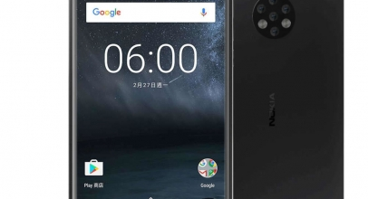 Nokia prepara un móvil con 5 cámaras