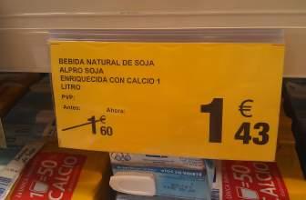 Como ahorrar a la hora de hacer la compra en el supermercado