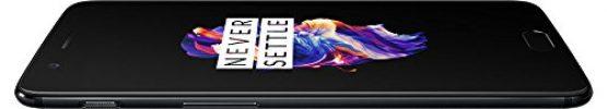 OnePlus 5 apaisado