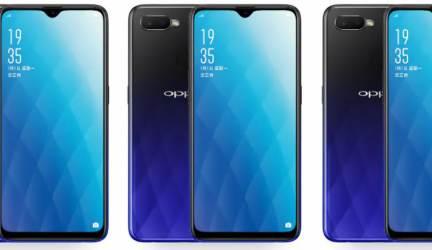 El Oppo A7X sale a la venta en China