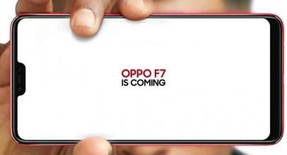 Oppo F7 será otro de los nuevos lanzamientos de Oppo para este 2018