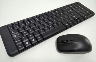 Logitech MK220, analizamos el teclado y ratón que va con todo