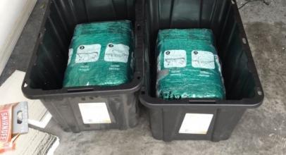 Una pareja recibe 29 kilos de marihuana con su pedido de Amazon