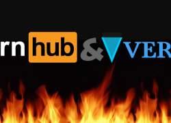 El portal adulto Pornhub acepta pagos con Verge