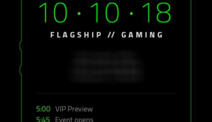 El Razer Phone 2 será presentado el 10 de octubre