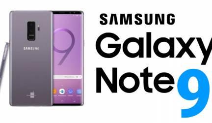 El Samsung Galaxy Note 9 tendrá una versión con 512 GB de almacenamiento