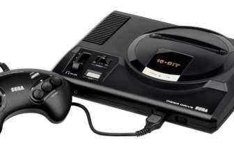 Sega prepara la nueva Sega MegaDrive Mini