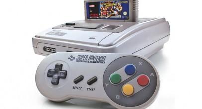 Nintendo prepara el lanzamiento de la nueva Super Nintendo Mini