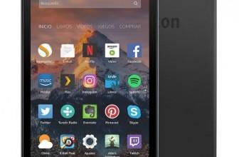 Nuevo tablet Fire HD 8