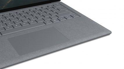 Teclado del Microsoft Surface Laptop