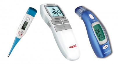 Los mejores termómetros y todo lo que necesitas conocer sobre la fiebre