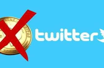 Twitter podría dar un nuevo golpe a las criptomonedas