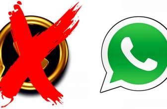 ¡¡Cuidado con WhatsApp Gold!!