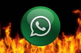 Caída mundial de Whatsapp durante media hora